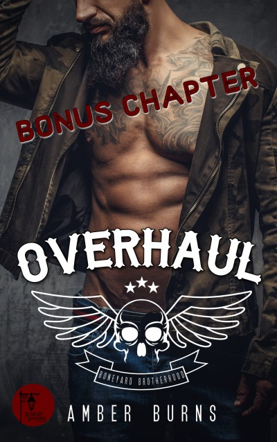 overhaul - amber burns bonus chapter