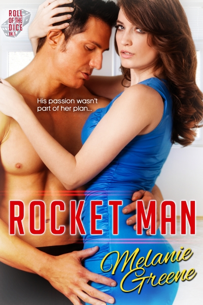 rocket man - melanie green