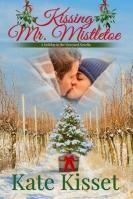 kissing mr mistletoe - kate kisset