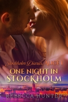 One Night in Stockholm - Rebecca Hunter